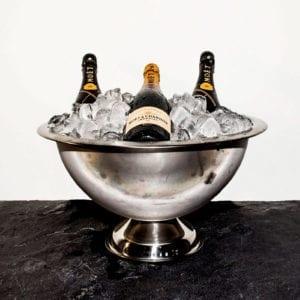 Champagne bowle - Tilbehør til festen