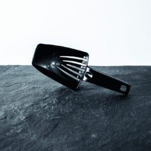 Isskovl i sort til dine isterninger - Tilbehør til festen