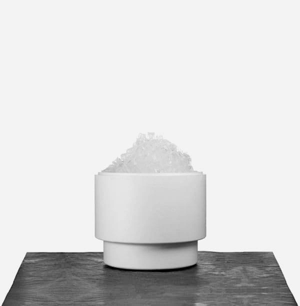 12 kg. cube is i tønde