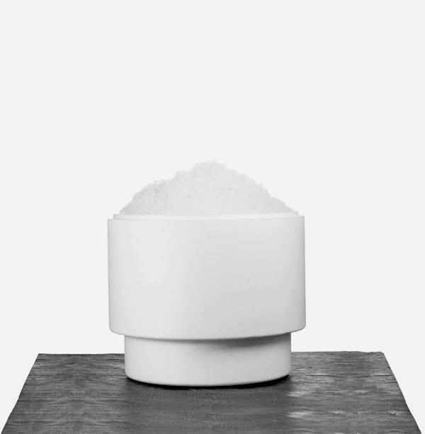 12 kg. knust is i termotønde