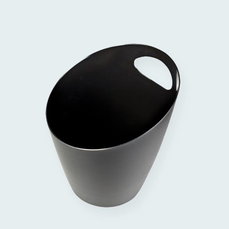 Tilbehør til din fest - Flaskekøler i sort
